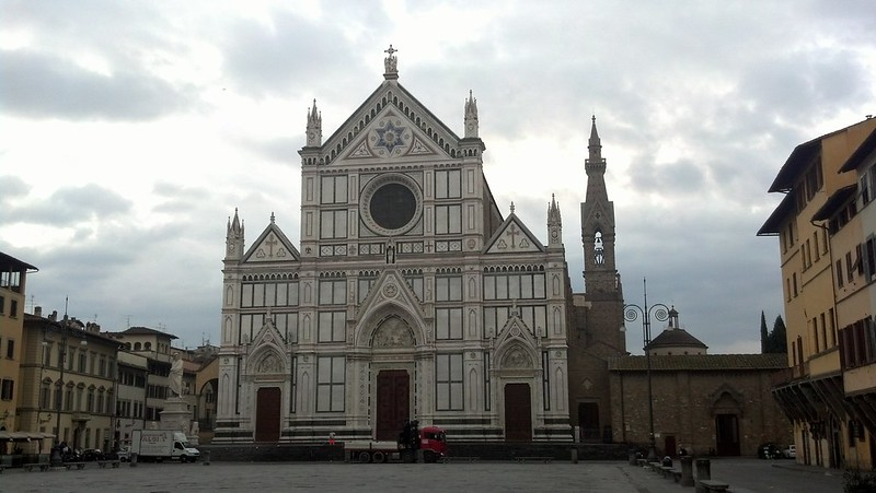 2013.10..28 Santa Croce, first morning