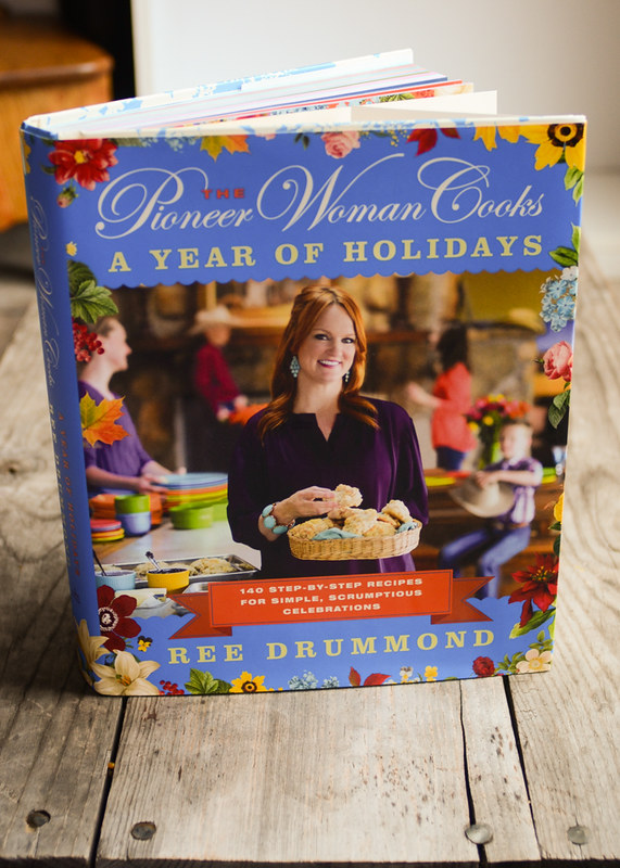 "Pioneer Woman's ""A Year of Holidays"""