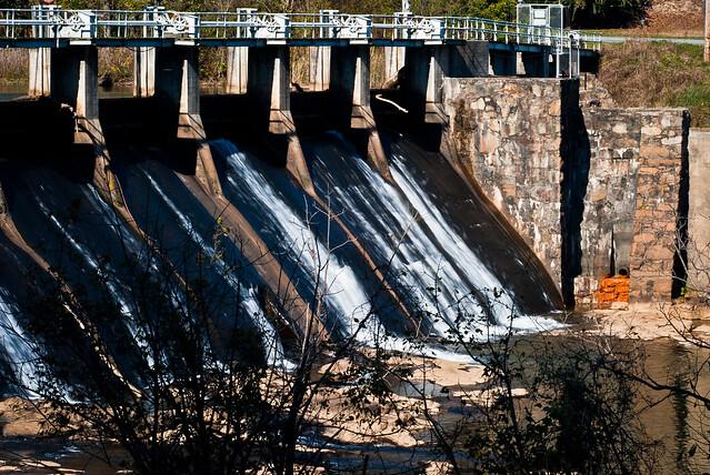 Smith River Dam, Martinsville, Virginia