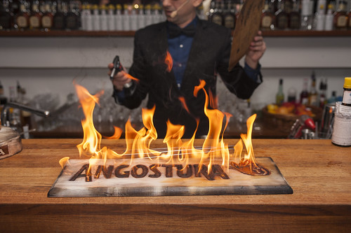 Panagiotis Giovanis winner of European Angostura Global Cocktail Challenge