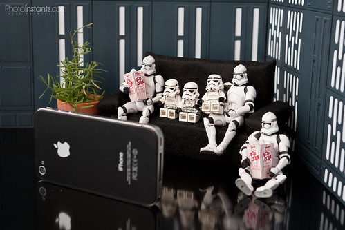 Movie Night at the Death Star
