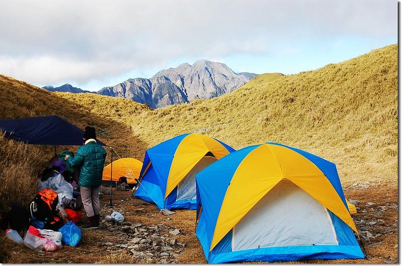 油婆蘭營地 3