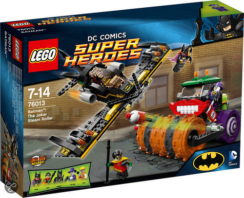 LEGO Super Heroes 76013 Front