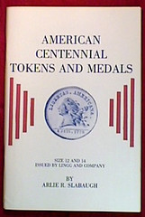 American Centennial Medals and Tokens