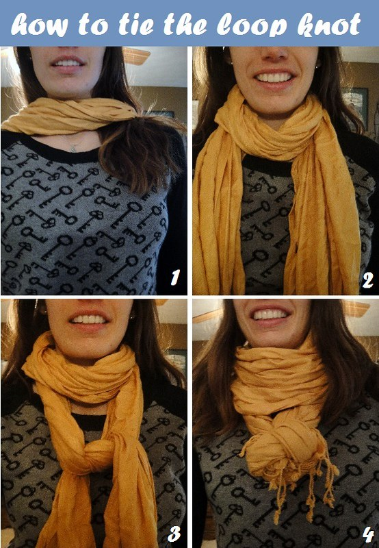 loopknotscarf