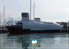 Palma Boatyard Shelter