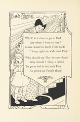 """British Library digitised image from page 138 of """"Red Apple and Silver Bells. A book of verse for children ... Illustrated by A. B. Woodward"""""""