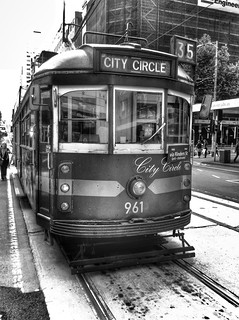 Melbourne's pride... City Circle...
