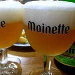 ベルギービール大好き!!モアネット バイオロジークMoinette Biologique