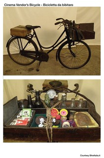 Cargo Bike History: The Cinema Vendor's Bicycle