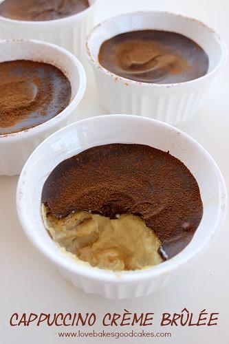 Cappuccino Crème Brûlée 8