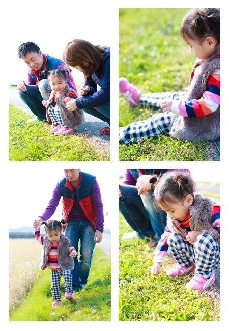 家族写真 子供写真 出張撮影 愛知県安城市 キッズフォト 2才の記念 インテリア 雑貨