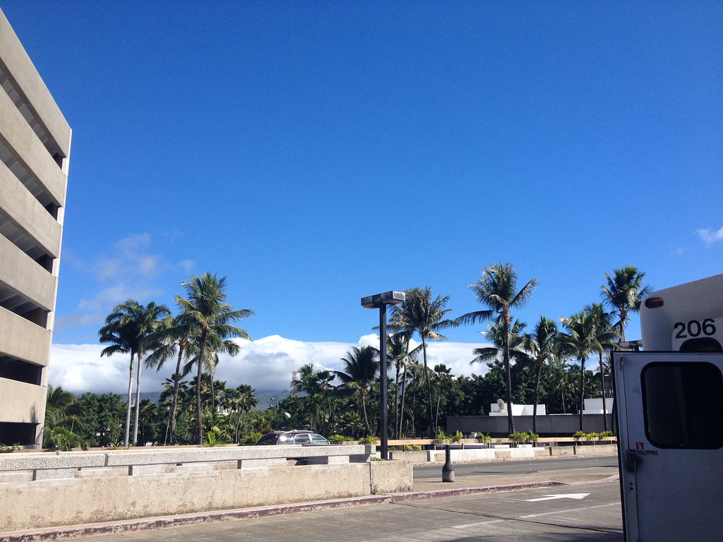 1st day of hawaii