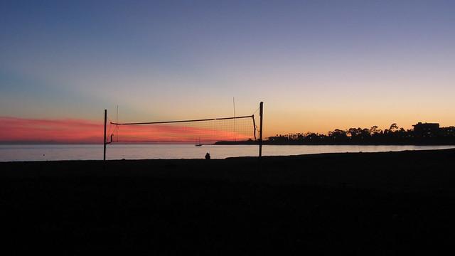 IMG_6162 sunset goleta beach ucsb