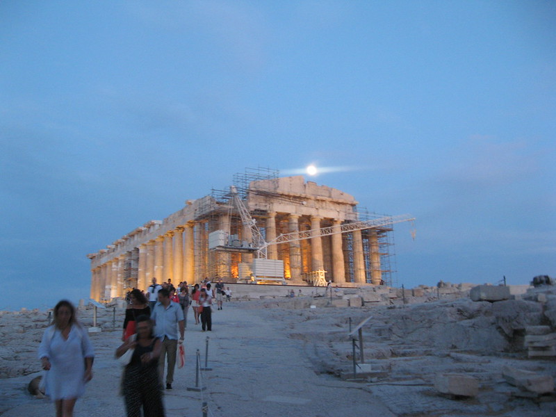 Farewell Parthenon