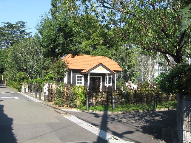 トトロの家