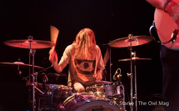 GRMLN @ The Troubadour, LA 2/1/14