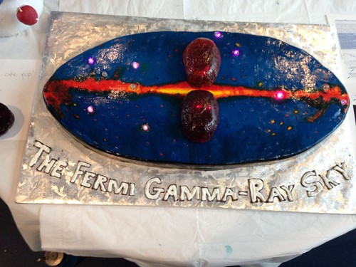 Making a Fermi All-Sky Cake