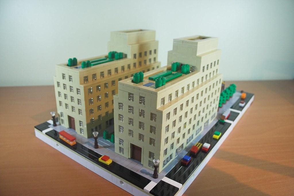 Micropolis Rockfeller center