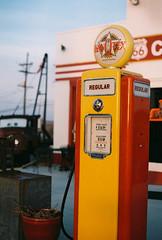 KanOtex Gas Station in Galena, Kansas