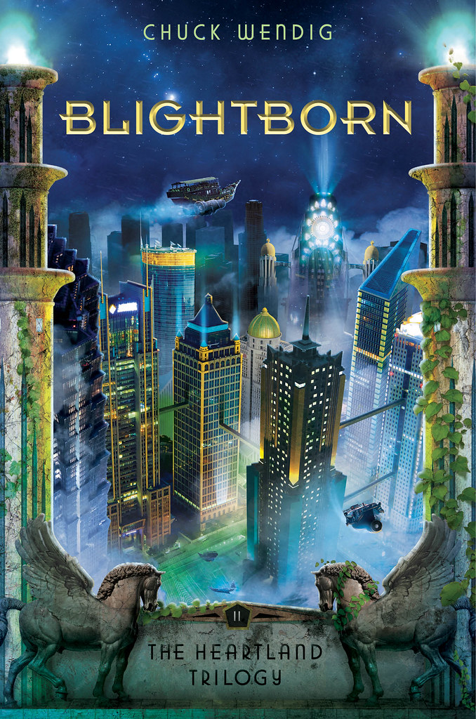 Blightborn: Heartland, Book #2