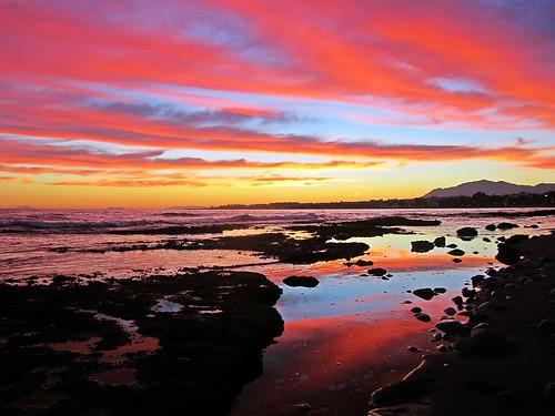 sunset españa atardecer spain andalucia costadelsol puestadesol marbella nationalgeographic potd:country=es infinitexposure