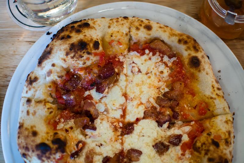 The Roman Pizza at Pastaria