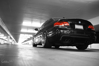 Joey's E92 335i on BBS LM