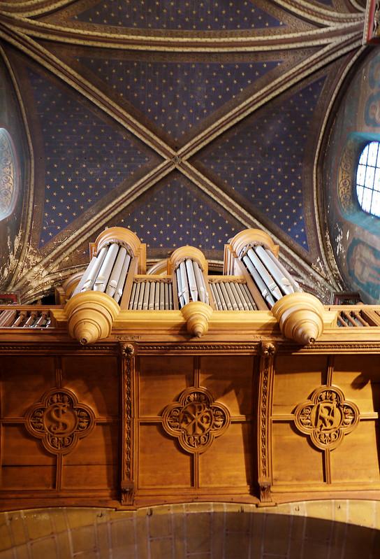 Saint-Germain-des-Prés organ