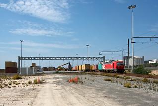 Contentores, Terminal XXI, 2011.09.30