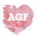 AGF love icon