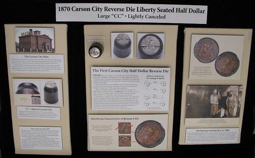 David Sundman's Carson City Die exhibit