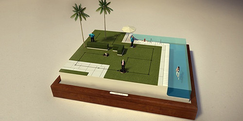 Hitman Go will be released on iOS devices next week