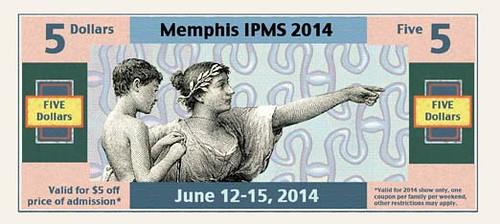 Memphis IPMS 2014 coupon