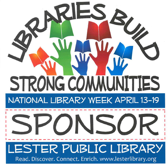 National Library Week Sponsor