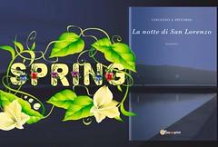 Sarà una #primavera assai intensa per me e per #lanottedisanlorenzo! Ci attenderà la fiera #TempodiLibri a #Milano e il #SaloneInternazionaleDelLibro di #Torino. Sbarcheremo a #Catania con una presentazione, in una libreria deliziosa del centro della mia
