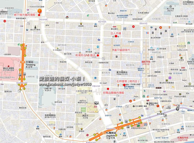 札嘎其站地圖