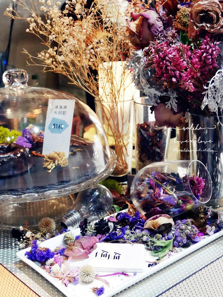 台中精誠二街超美玻璃屋偷偷 Toutou Cuisine下午茶咖啡館推薦 (6)