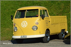 VW Bus Pic-up