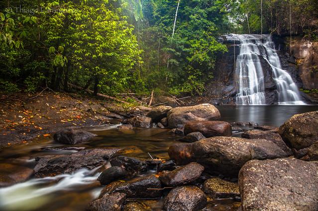 Cachoeira do Mario, Parque Nacional da Serra da Mocidade