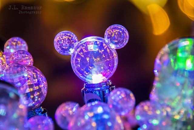 Disney Magic at Night - Disney's Magic Kingdom