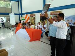Victor Rangel , Recibe Premio Alcalde Solidario e Incluyente