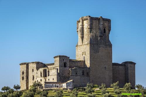 Spain - Cordoba - Belalcazar - Castle