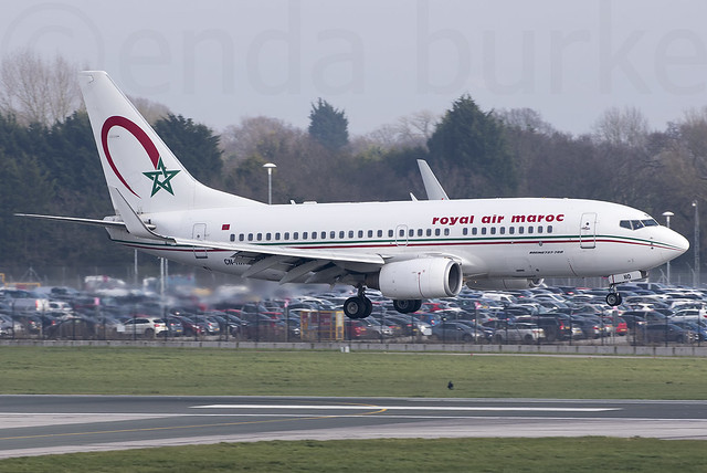 Royal Air Maroc CN-RNQ 28-3-2017