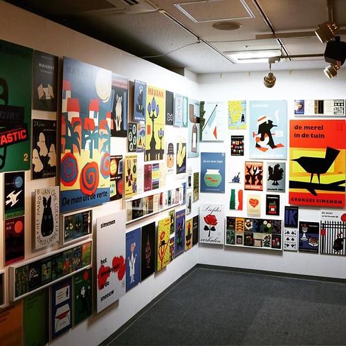 ディックブルーナさんによる、約500点の作品を展示。内覧会につき、特別に写真を撮らせてもらった。 #ディックブルーナ展 #松屋銀座 #内覧会