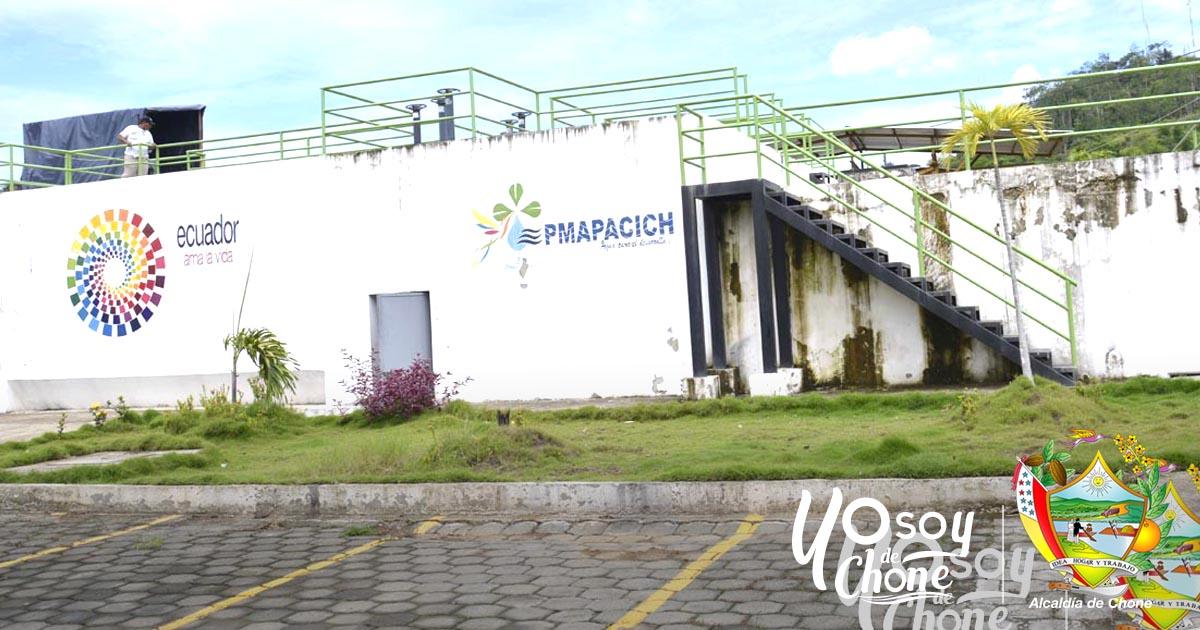 Producción de agua potable se normaliza