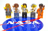 legollection: Soon: LEGO Women of NASA minifigs set #lego #nasa #legoideas #minifigs #ideas