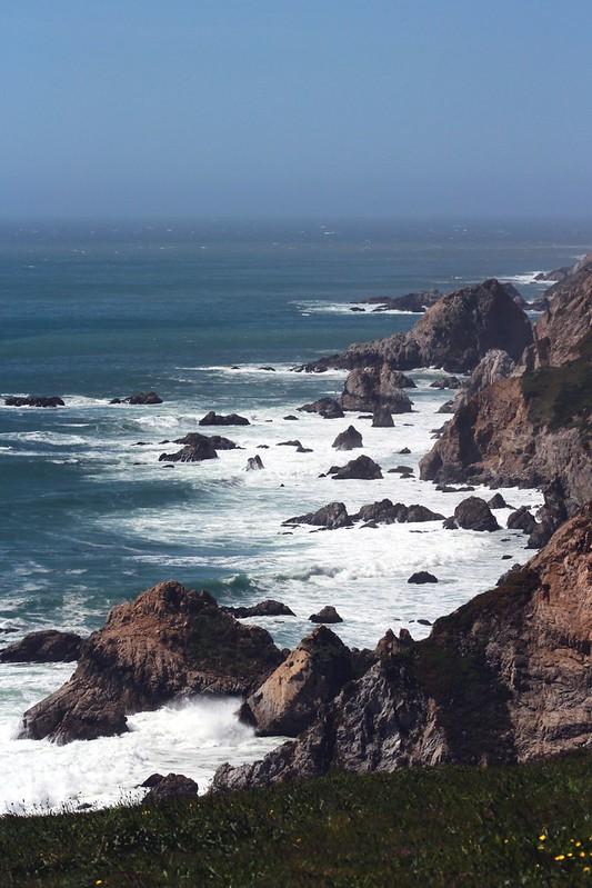 Rocks Along the Coast
