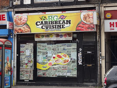 Picture of RG Caribbean Cuisine (CLOSED), 296 High Street