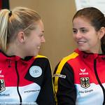Carina Witthöft, Julia Görges